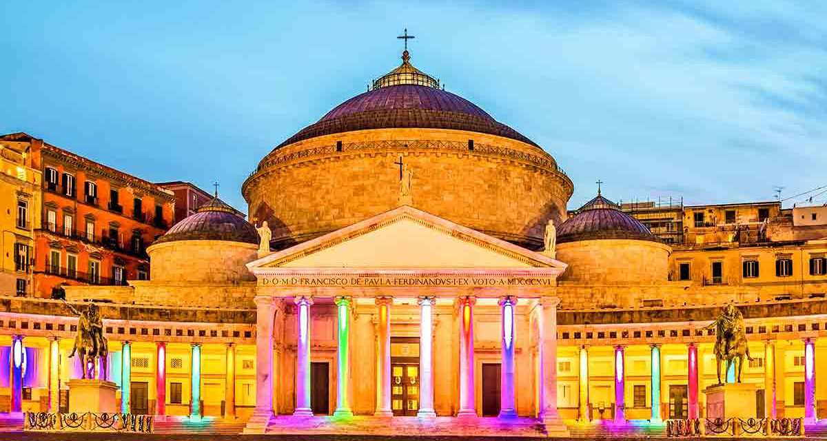 San Valentino a Napoli: cinque idee per festeggiare il 14 febbraio 2018