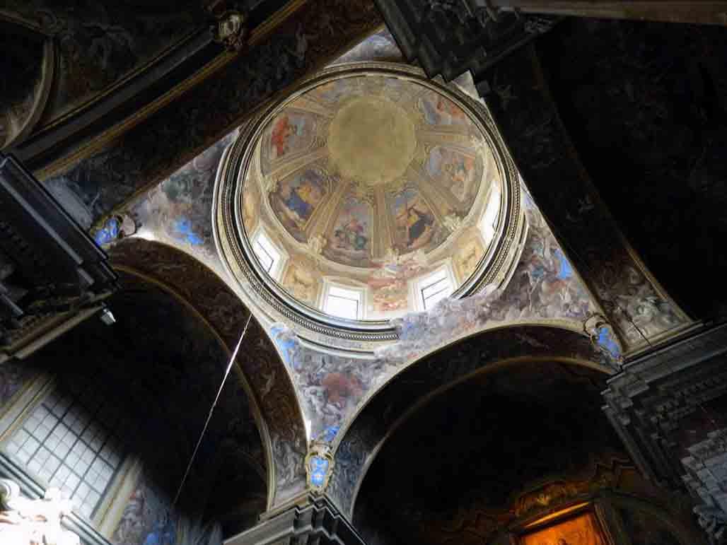 Chiesa di San Ferdinando cupola