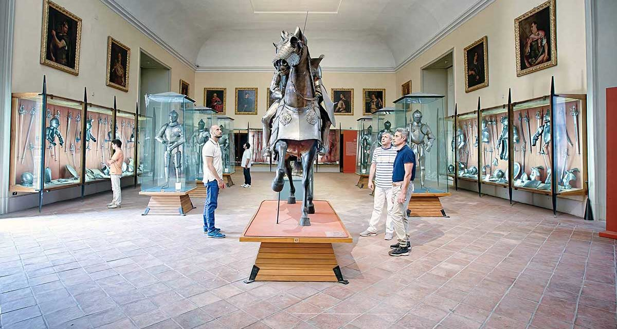 Pasqua 2018 al Museo di Capodimonte: riapre l'Armeria Farnese