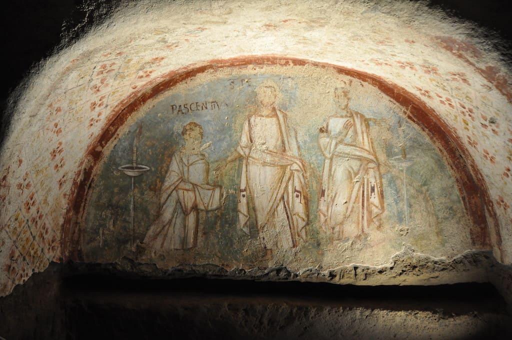 Catacombe di San Gaudioso Napoli
