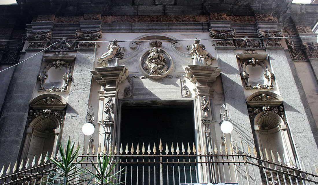 Chiesa di Santa Maria delle Animedel Purgatorio ad Arco