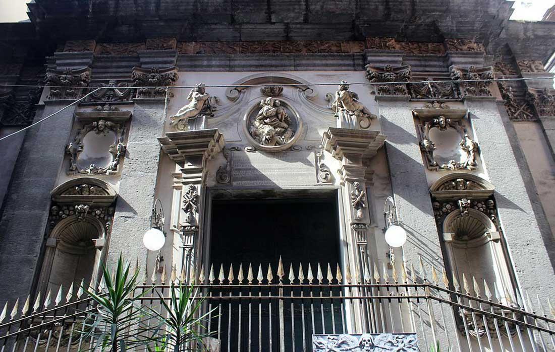Chiesa Purgatorio ad Arco