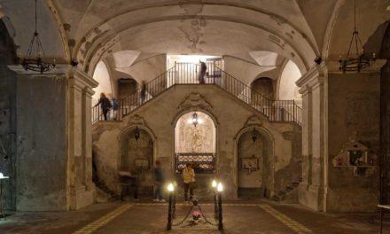 Chiesa delle Anime del Purgatorio apertura serale