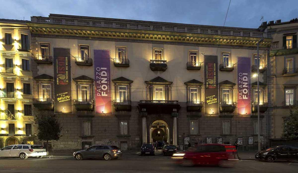 Palazzo Fondi Napoli