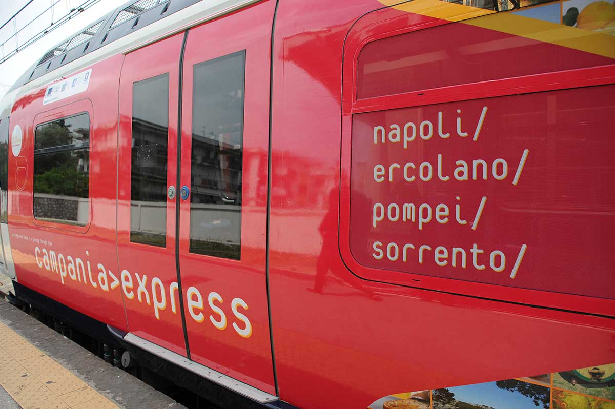 Campania Express Napoli