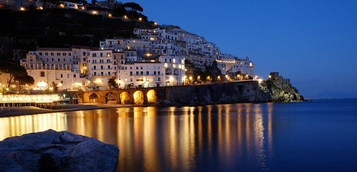 Concerto al Buio nell'Antico Arsenale di Amalfi (Aprile 2018)