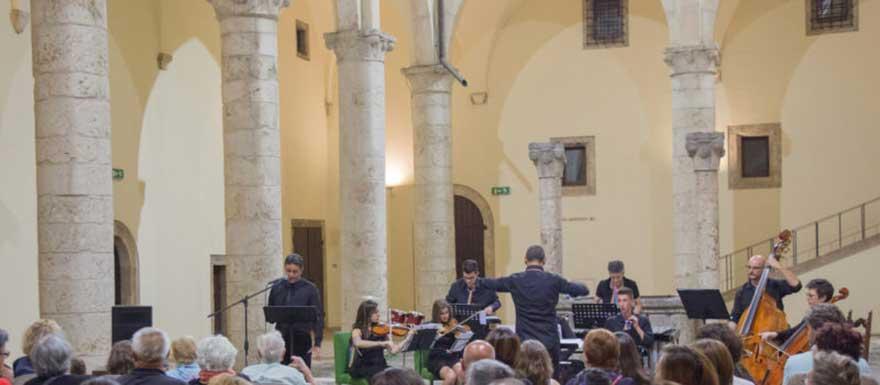 Chiesa Luterana di Napoli Concerti