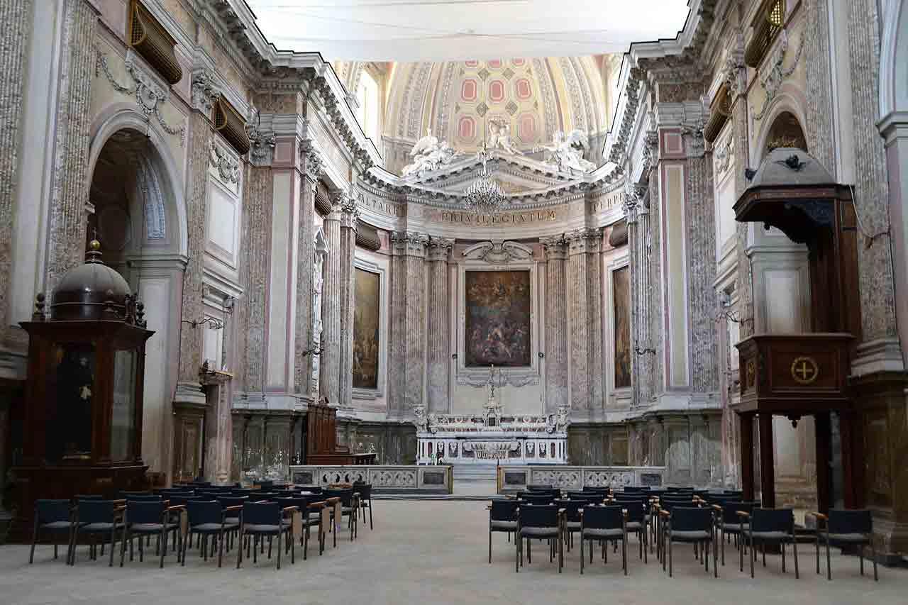 Chiesa di San Potito Navata