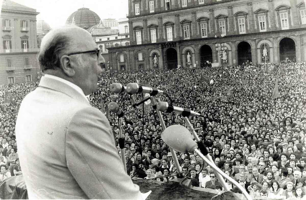 Maurizio Valenzi 1975