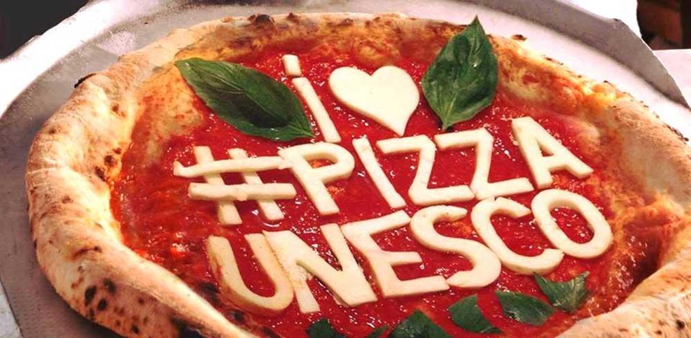 Pizza patrimonio immateriale Unesco