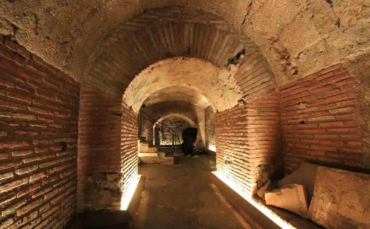 Teatro Romano Napoli