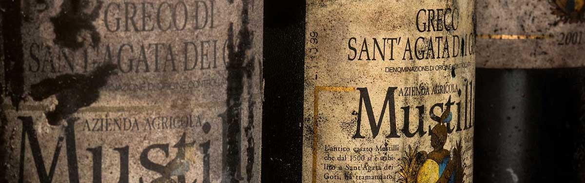 Vino Mustilli - Sant Agata dei Goti