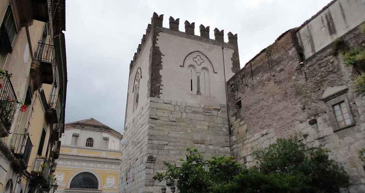 Capua Castello delle pietre