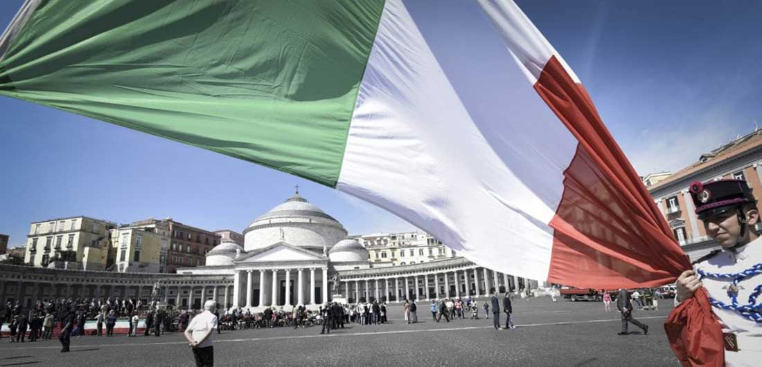 Festa della Repubblica, Piazza Plebiscito