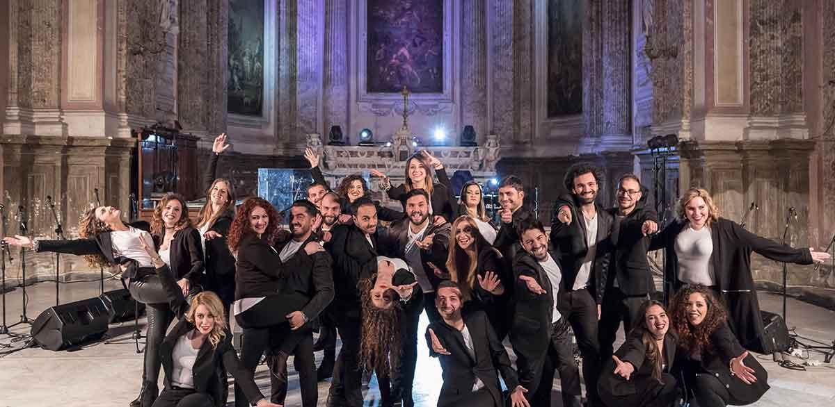That's Napoli Live Show 2018 a San Potito