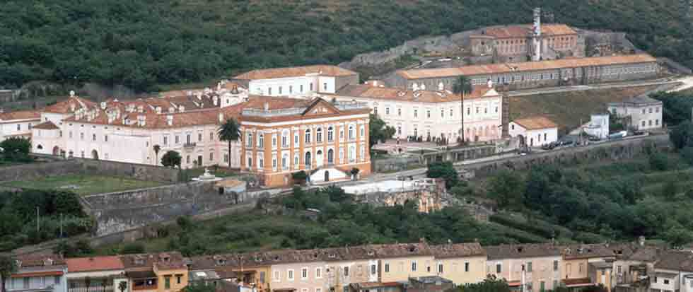 Belvedere di San Leucio Panorama
