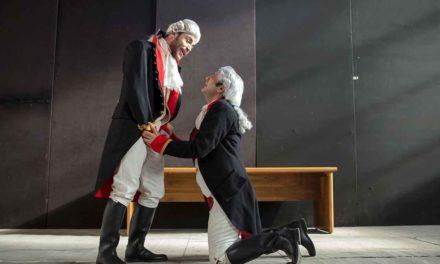 Due Ferdinandi alla corte dei Borbone a Villa Bruna (Giugno 2018)