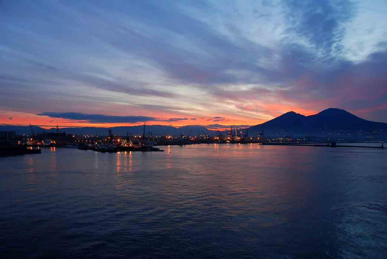 Napoli Notte di San Lorenzo