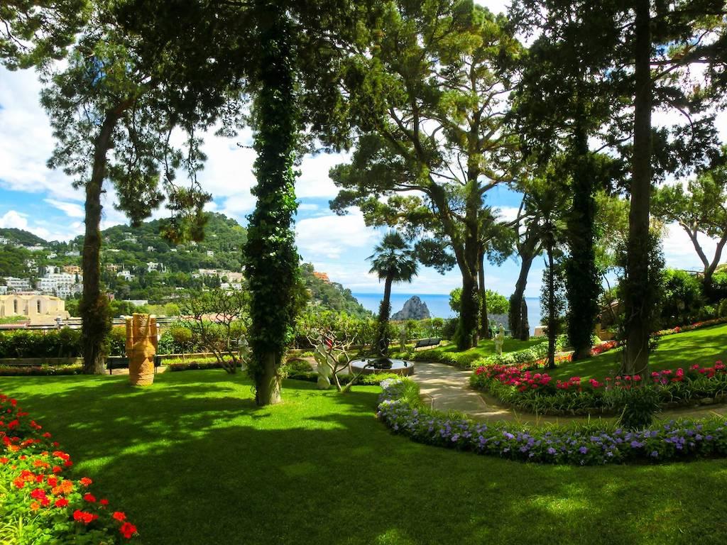 Capri Giardini d'Augusto