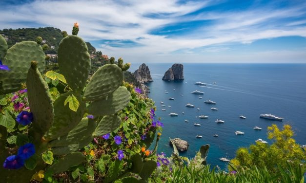 Giardini di Augusto e Via Krupp a Capri