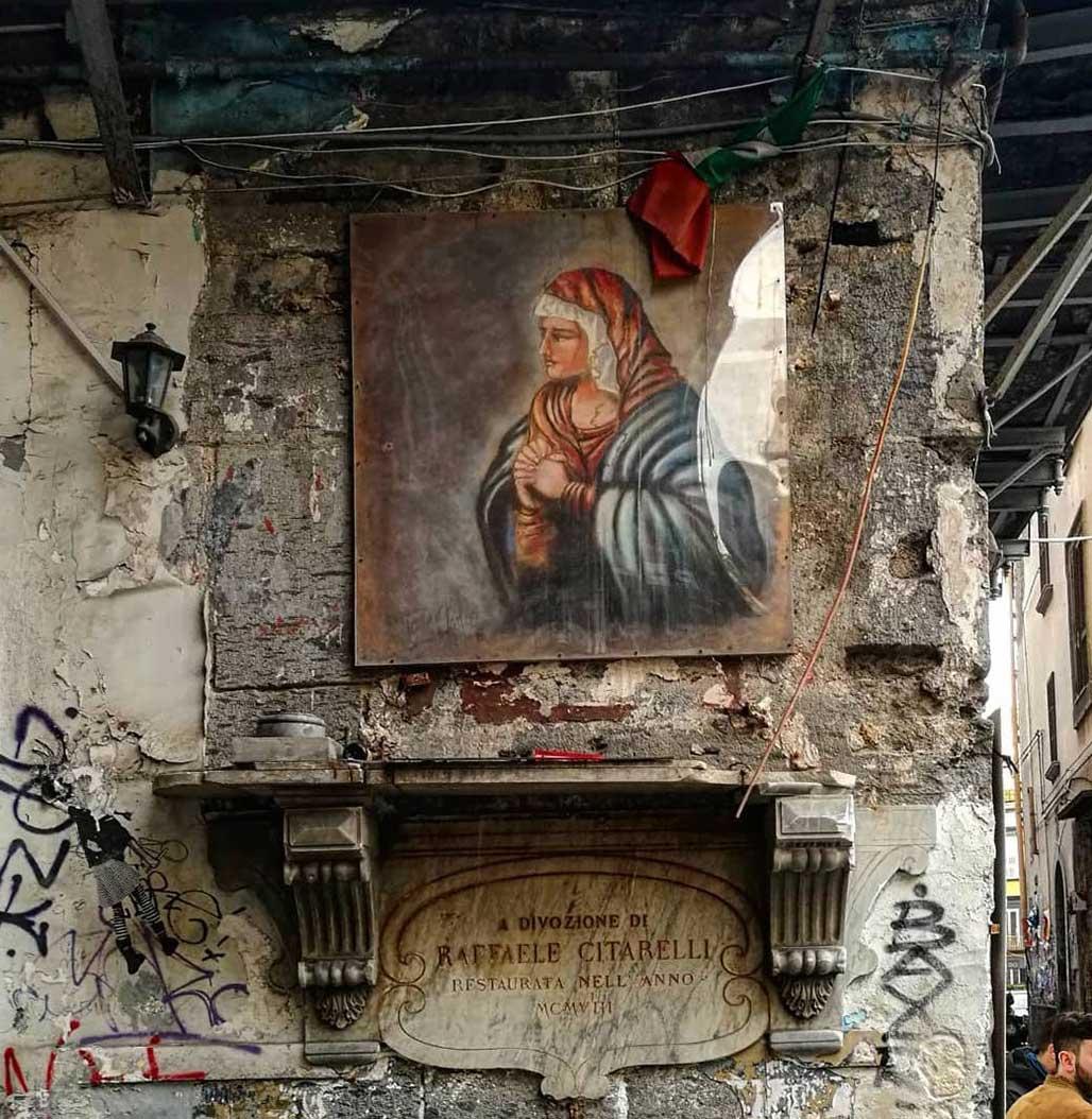 Edicole Sacre Napoli