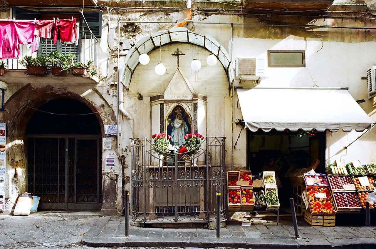 Napoli Edicole Votive - Domus Tamburrini