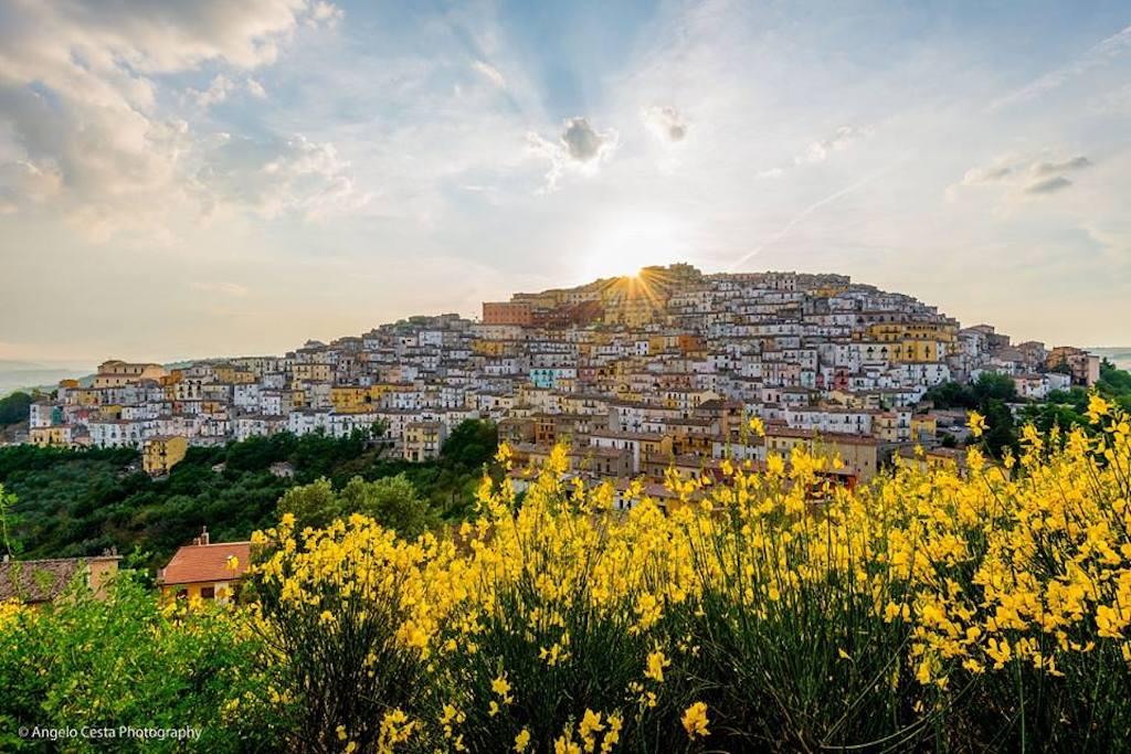 Campania, Calitri Alta Irpinia