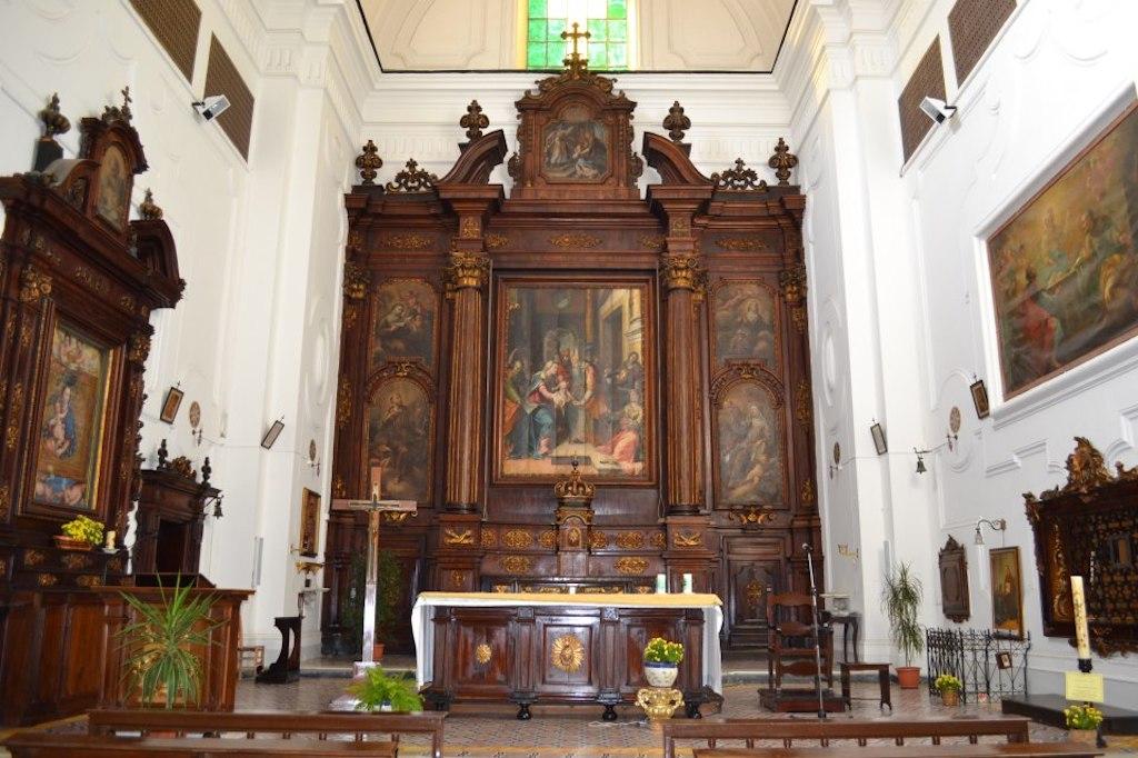 Monastero delle Trentatrè Napoli 2