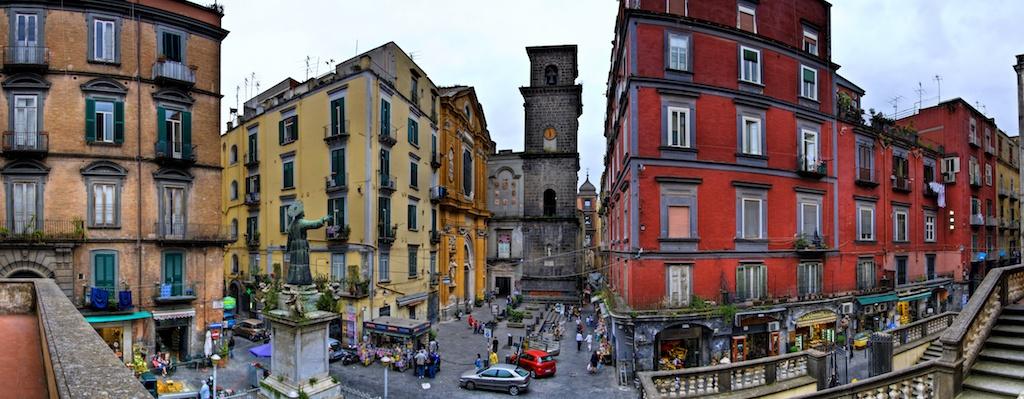 Piazza San Gaetano Napoli