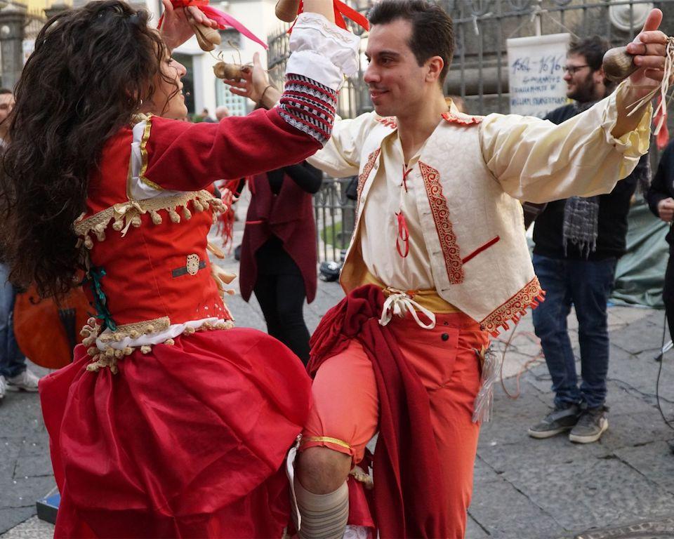 Tammurriata Ballo Napoli