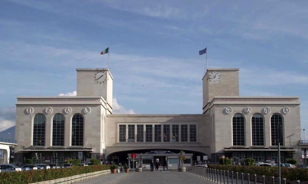 Stazione Marittima Napoli