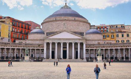 Napoli riscopre l'ipogeo di Piazza Plebiscito