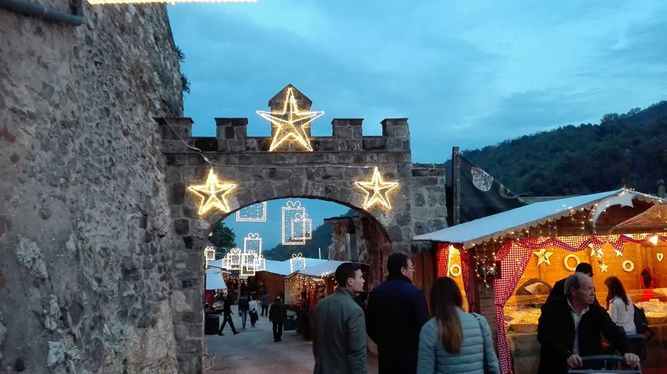 Castello di Limatola, Mercatini di Natale