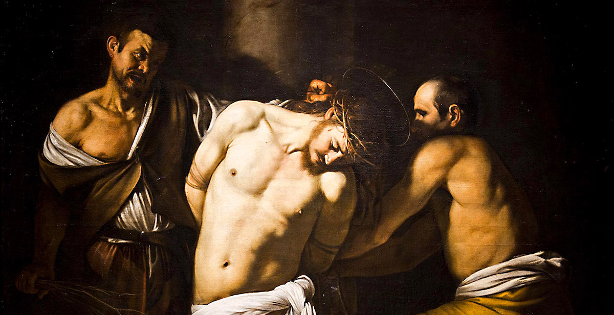 La Flagellazione di Cristo - Museo Nazionale di Capodimonte, Napoli