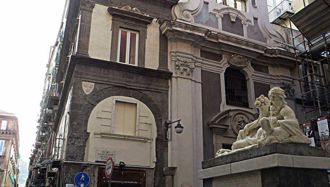 Palazzo Pignatelli di Toritto e il suo magico giardino segreto