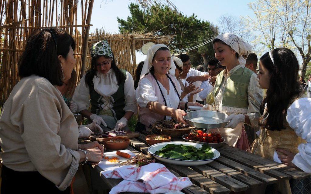 Sagra delle Osterie d'Ognissanti approda all'Isis Falcone di Licola