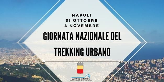 XV Giornata Nazionale del Trekking Urbano a Napoli