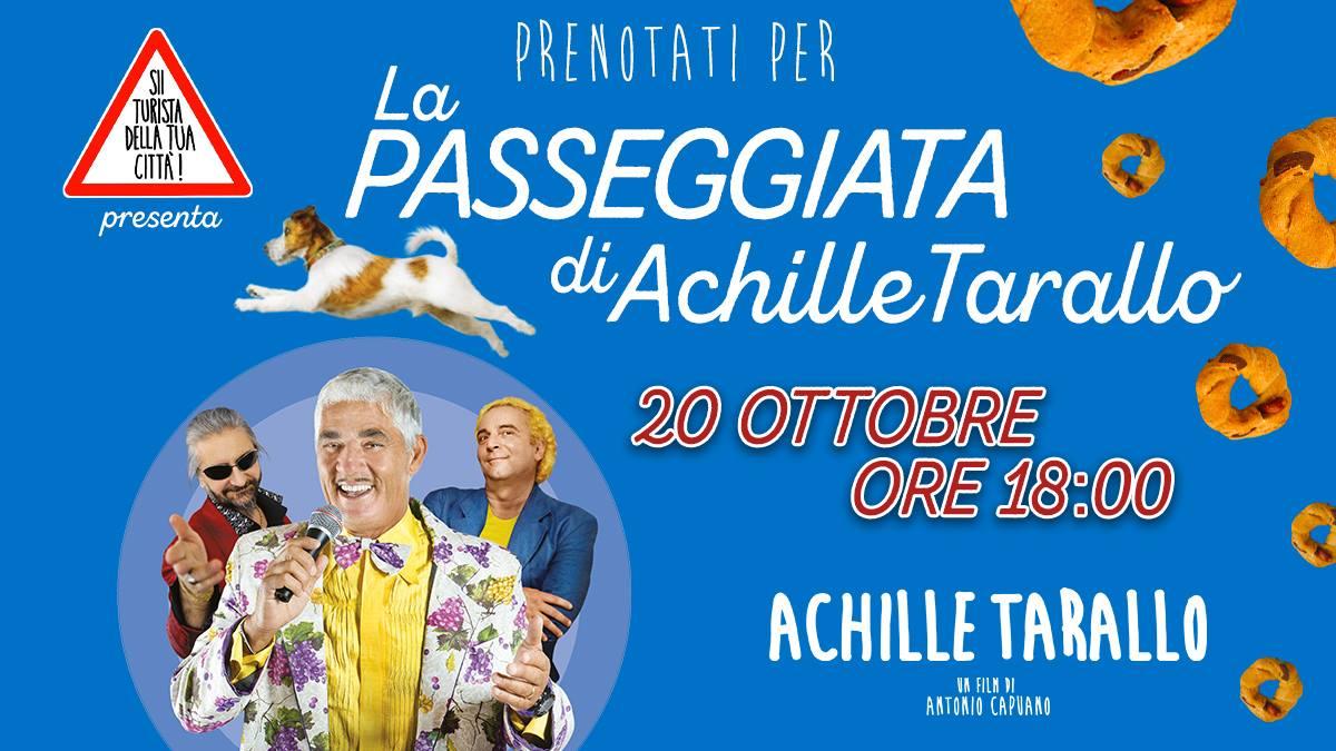 Napoli - La Passeggiata di Achille Tarallo