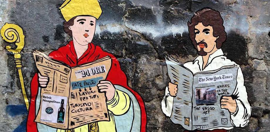 San-Gennaro e Caravaggio Roxy in the Box