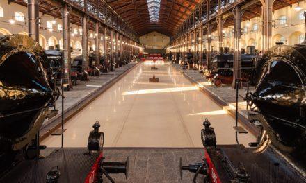 La Befana arriva al museo Ferroviario di Pietrarsa