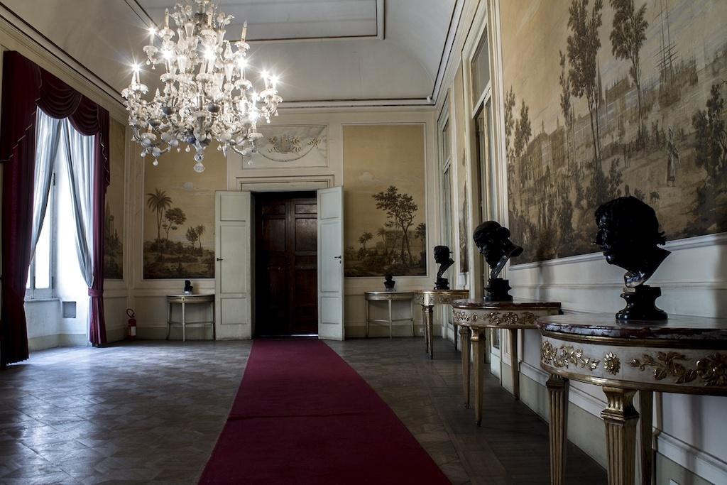 Visita del Palazzo Serra di Cassano