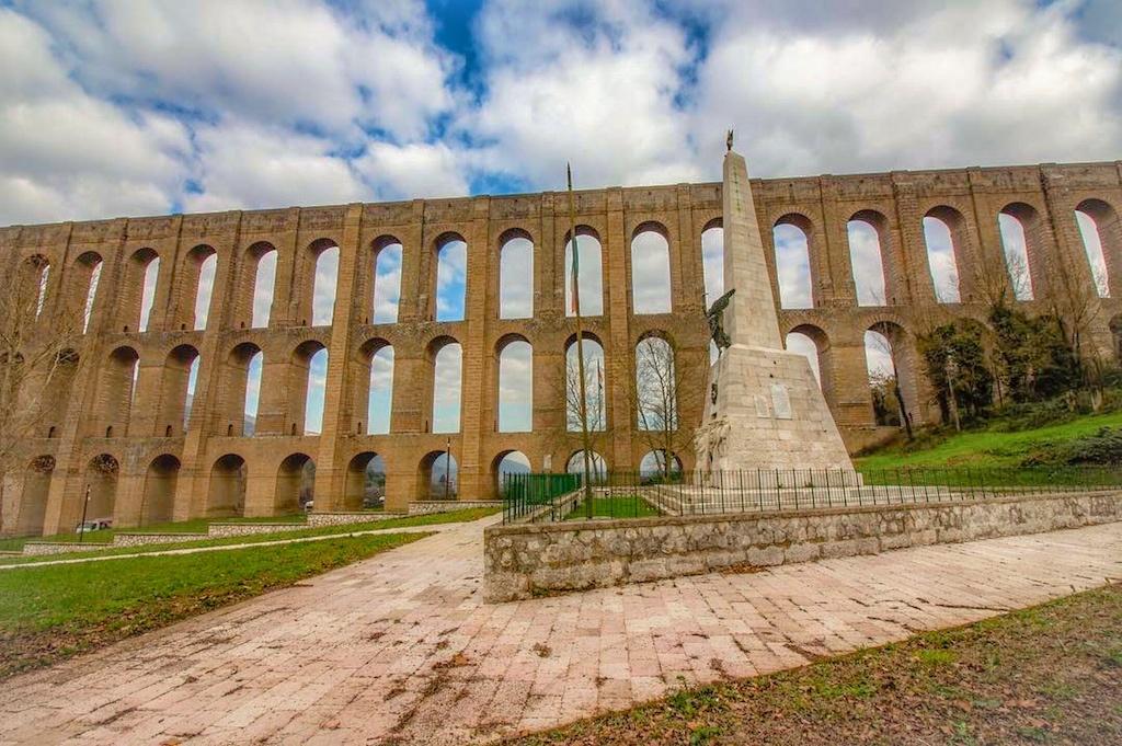 Acquedotto Carolino, Valle Maddaloni
