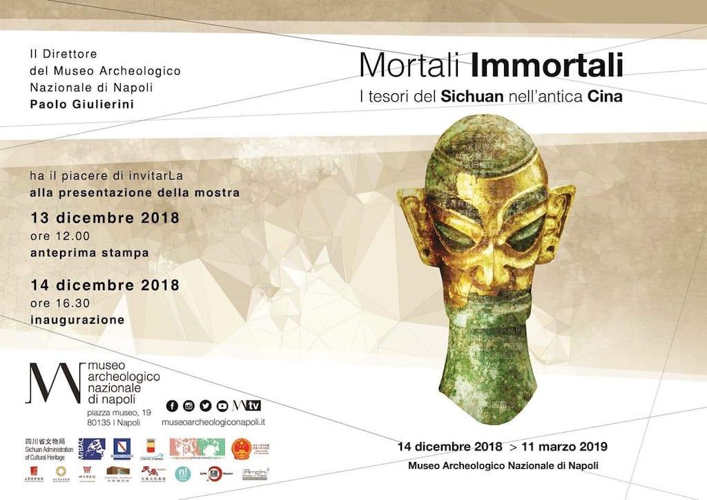 Mortali Immortali al MANN