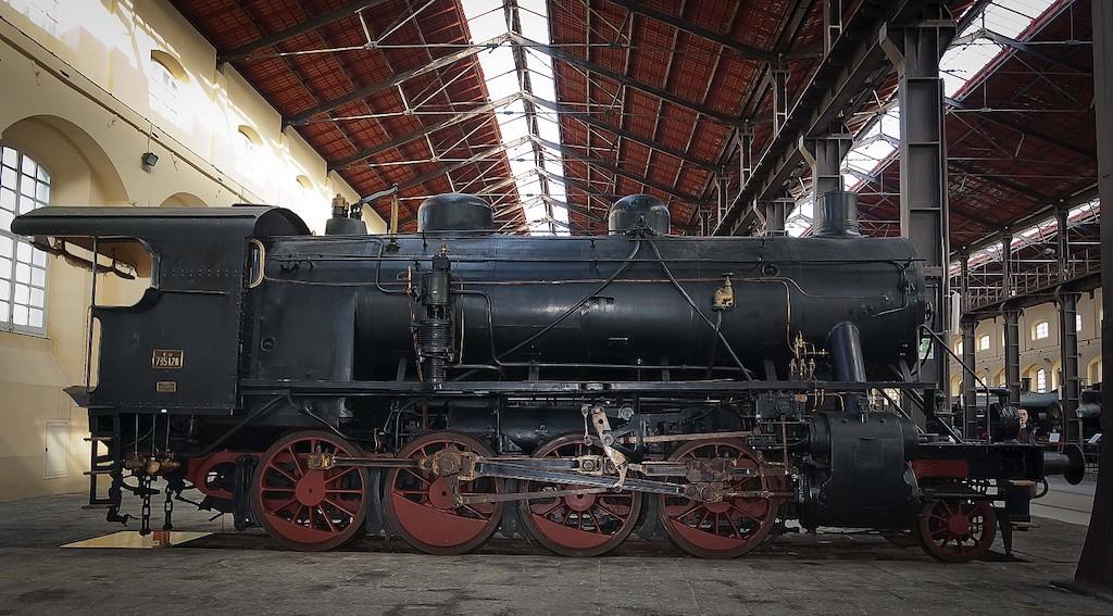 Pietrarsa Museo Ferroviario
