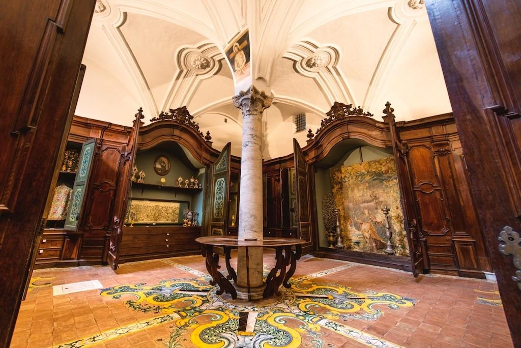 Sala Arredi Sacri di San Domenico Maggiore