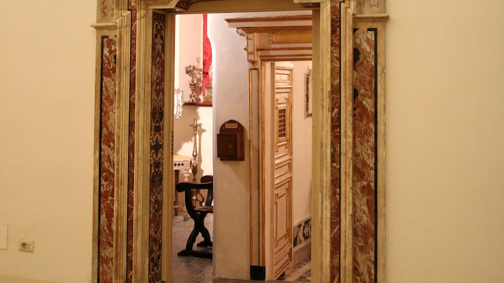Cella di San Tommaso museo DOMA