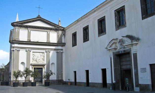 Chiesa delle Donne a San Martino sulla collina del Vomero