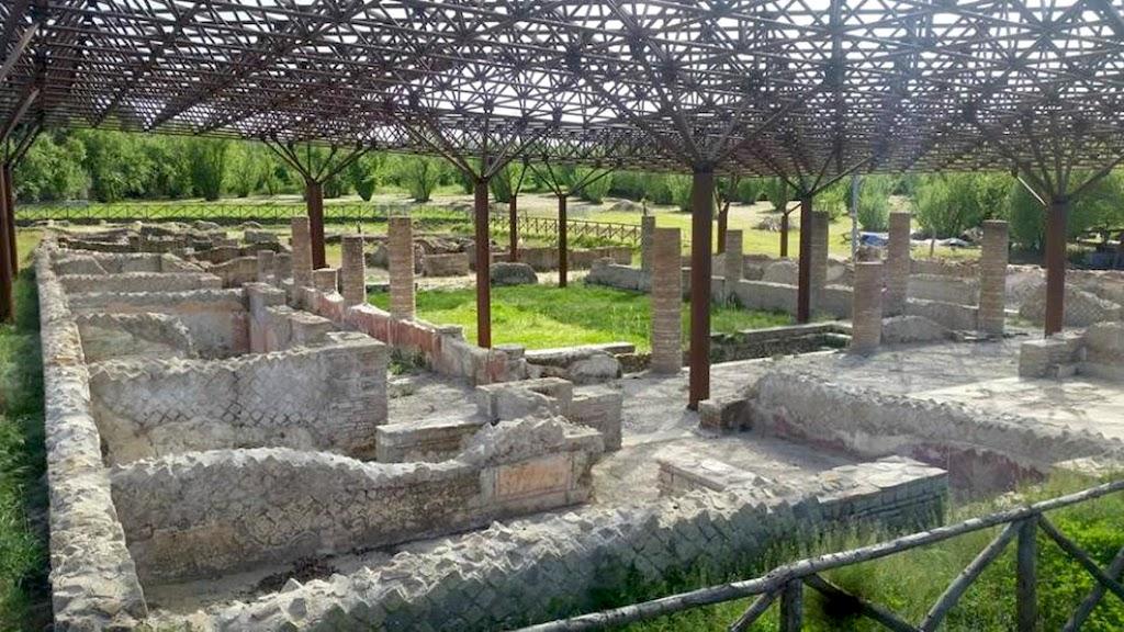 Atripalda scavi archeologici