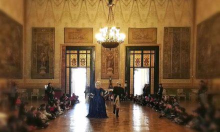 Ballo a Corte di Palazzo Reale di Napoli