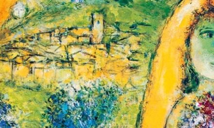 Marc Chagall in mostra a Napoli